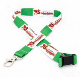 Beautiful Polyester Custom Printing Lanyards for Sale