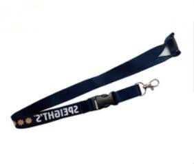 Adjustable Accessory Personalize Football Team Cheap Breakaway ID Lanyard
